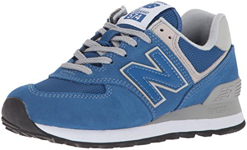 New Balance Herren Ml574E Sneaker, Blau (Classic Blue/ML574ERB), 47.5 EU