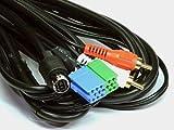 BECKER CD Wechslerkabel Steuerkabel Anschluss Kabel mini-ISO
