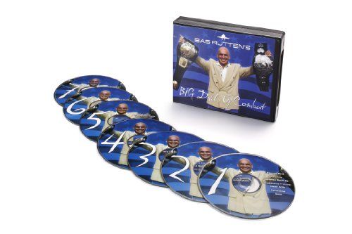BAS-RUTTEN Big DVD of Combat