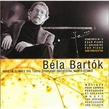 Bartok:Piano Cto.No. 3