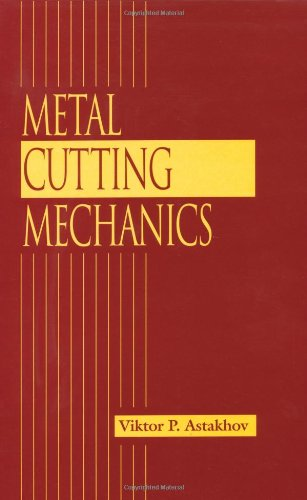Metal Cutting Mechanics