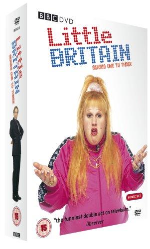 Little Britain - Series 1-3 Box Set [DVD]