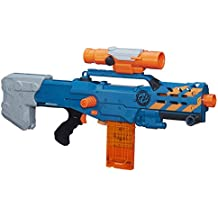 Nerf N-Strike Rifle de agua Zombie Strike Z.E.D. Squad Longshot CS-12