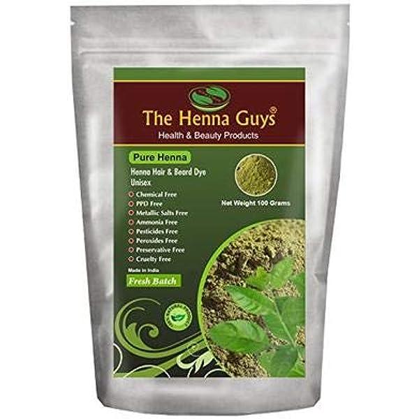 The Henna Guys® - Henna en polvo para tinte de cabello ...