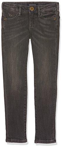 Scotch & Soda R'Belle Mädchen Jeans Le Voyage - Sparky | Super Skinny Fit Grau 1381, 152 (Herstellergröße: 12) Bella Cotton Jeans