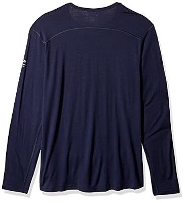 Icebreaker Herren Shirt Unterhemd Langarm Oasis Longsleeve Crewe von Icebreaker bei Outdoor Shop