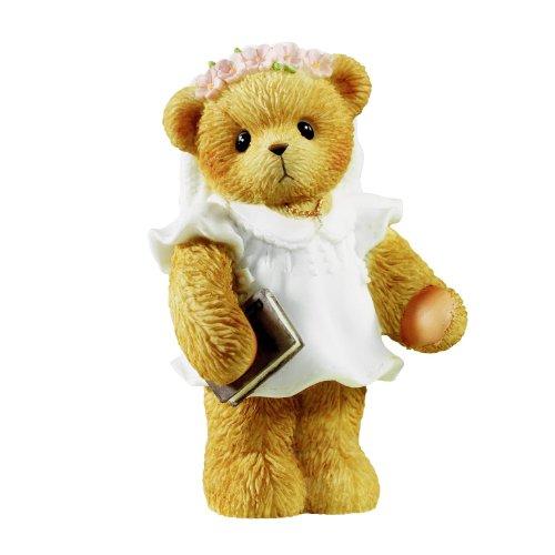 Cherished Teddies First Communion Girl