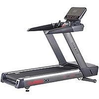 Preisvergleich für Maxxus High-End Laufband Turbo X1 - Studio Treadmill Mit 4PS / 10PS AC Motor, 25km/h - 180 KG Benutzergewicht - Extra Große Lauffläche (160 x 61cm) Für Besonders Sicheres Trainingsgefühl