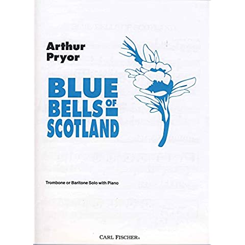 PRYOR A. - Blue Bells of Scotland para Trombon Baritono y Piano