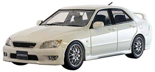 MARK43 1 / 43 Toyota Altezza RS 200 (custom version) super white II - Altezza Toyota