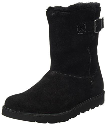 BIRKENSTOCK Shoes Westford Damen Stiefel Schwarz (Black Lammfell) 39 EU