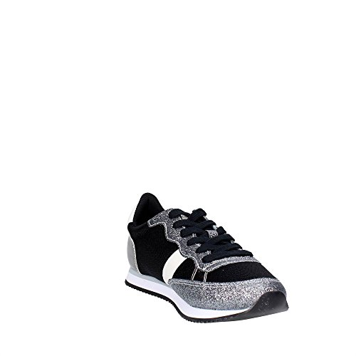 U.s. Polo Assn NOBIW4132S7/MY3 Sneakers Donna Nero/Argento
