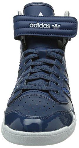 adidas Centenia Hi, Baskets mode femme Bleu (Blmanu/Ftwbla/Bleu)