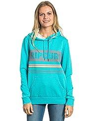 Rip Curl Women's Active Stripe Fleece Sweatshirt