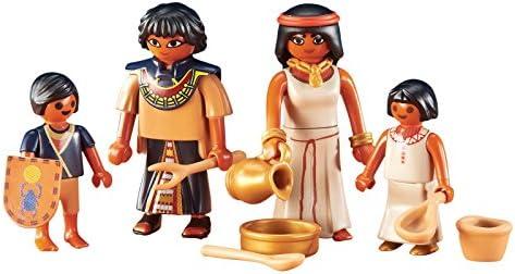 Playmobil - 6492 - Famille Egyptiens - Emballage Plastique, pas de boîte en carton | Online Store