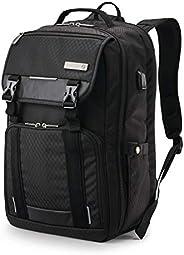 Samsonite Carrier Tucker Backpack, Black, 30 126272-1041