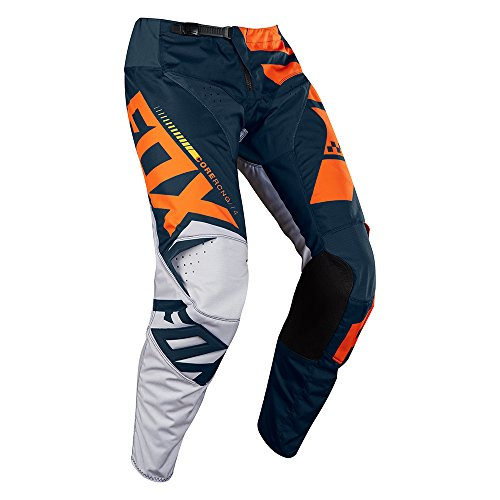 Fox Racing Stoff (Fox Pants 180 Sayak, Orange, Größe 34)