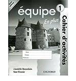 [( Equipe: Part 1: Workbook 1 En Plus: Euro Edition )] [by: Daniele Bourdais] [Mar-2002]