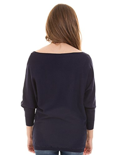 Guess knitted sweater in blue Amelie blue