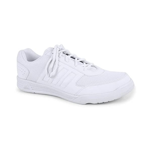 Adidas-Men-White-School-Shoes-Sports-Shoes-UKIndia-Size-5-to-13