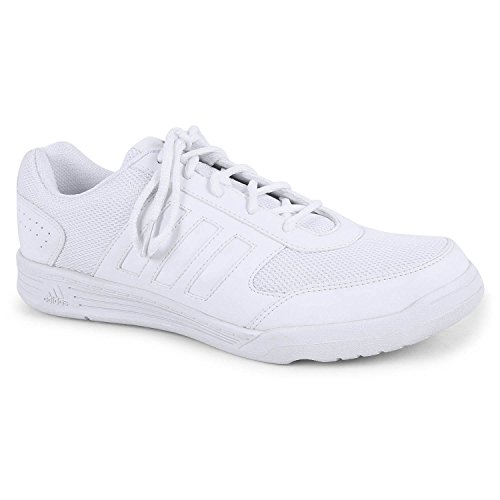 Adidas Men White School Shoes/Sports Shoes (UK/India Size 5 to 13)