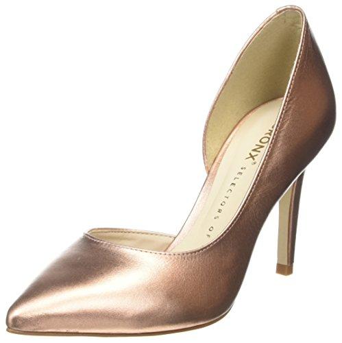 Bronx Bx 1245 Bcotex, Escarpins femme Pink (Rosegold)