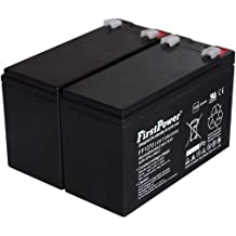 FirstPower Batería de GEL para SAI APC Back-UPS RS 1500 7Ah 12V