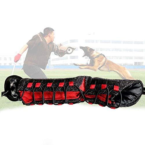 RZiioo Professioneller Hundebiss-Ärmelanzug für Schutzhund Police Dogs Training Biting, Schutzarm-Ärmel -