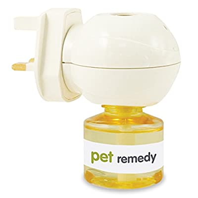 Pet Remedy Natural De-Stress and Calming Plug-In Diffuser, 40 ml by Pet Remedy