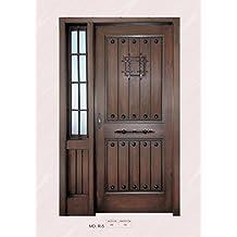 Puertas rusticas de exterior for Puertas exterior rusticas baratas