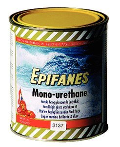 Epifanes Mono-Urethane Bootslack - weiß 3100, 750ml (Lack Epifanes)