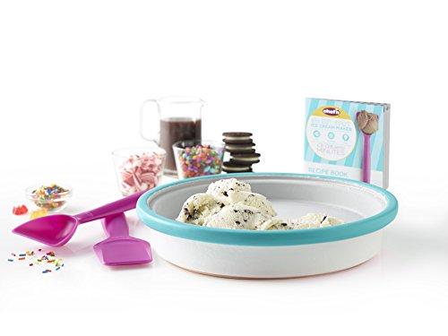 Des glaces et des sorbets à gogo avec la sorbetière Chef'N Sweet Spot - 41WMlAj trL - Des glaces et des sorbets à gogo avec la sorbetière Chef'N Sweet Spot