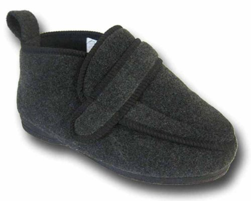 Coolers , Chaussons pour homme - Charcoal Boot