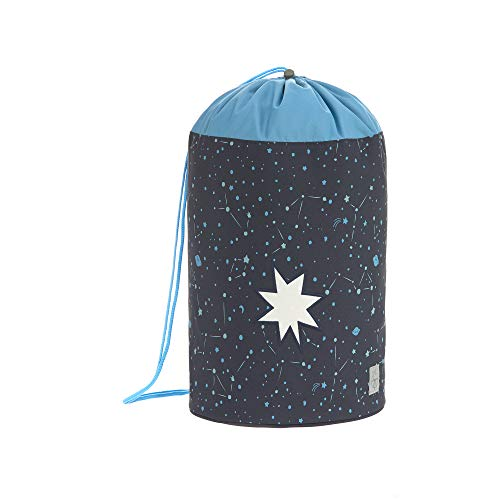 LÄSSIG Kinder Sporttasche Schule Kindergarten Sportbeutel Seesack ab 3 Jahre/School Sportsbag Magic Bliss Boys, 42 cm, 7 L