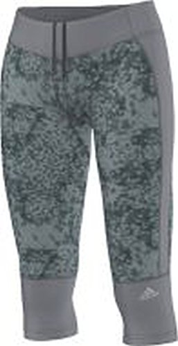 Adidas Supernova Graphic Pantalon de course 3/4pour Homme Gris - Gris