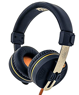 Orange 'O' Edition On-Ear Closed-Back Headphones