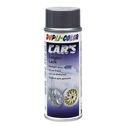 Dupli Color 385919 Car's-Spray Alu, 400 ml, Felgensilber
