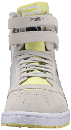 Puma Sky Ii Hi Streetwear Wn's, Scarpe da Basket donna marrone Brown Glacier Gray/Limelight