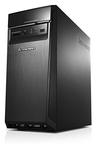 Lenovo H50-55 Desktop PC (AMD A10 7800, 3,9 GHz, 8GB RAM, 2008 GB HDD+SSD, AMD Radeon R9 2GB, DVD, Windows 10) schwarz