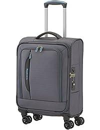 Travelite CrossLITE 4-Rollen-Kabinentrolley S 55 cm