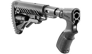 les pièces du pistolet FAB DEFENCE Fab-Defense Tactical Rifle/Firearm Gun Accessory / Part M4 Buttstock For Remington 870 W/ Shock Absorber AGR 870 FK SB