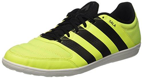 adidas Herren Ace 16.4 Street Fußball-Trainingsschuhe Multicolore (Syello/Cblack/Ironmt)