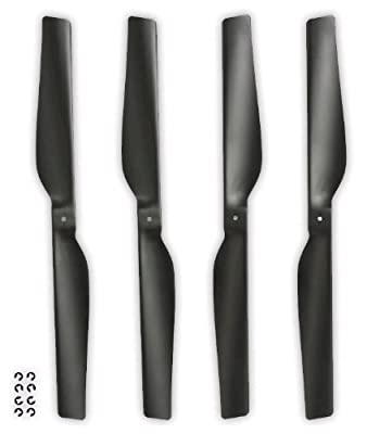 Parrot AR.Drone Replacement Propellers and Circlips (Pack of 4)
