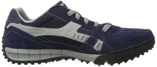 Skechers Floater, Baskets mode homme Bleu - Blau (NVGY)