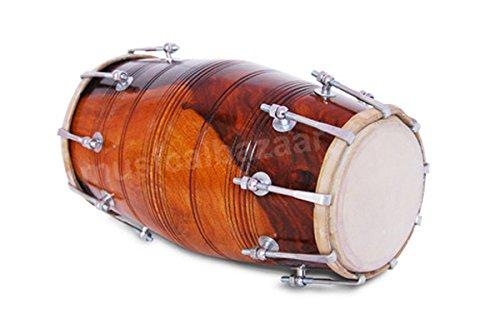 Dholak, Percussion Instrument, Sattel Bolt Stil, Mutter Dholak