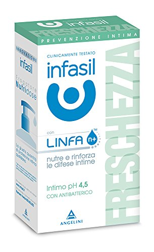 INFASIL Soap Freshness Underwear 200 Ml. Personal care
