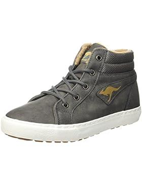 KangaROOS Unisex-Kinder Kavu I Hohe Sneaker