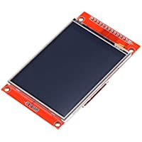 """Akozon 2,8 \""""240x320 SPI TFT LCD Touch Panel Serielle Port-modul + PCB ILI9341 5 V / 3,3 V für Arduino UNO MEGA"""