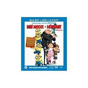 Moi, Moche Et Mechant (Blu-Ray) [Import belge]