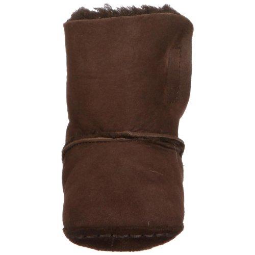Naturino 2500457-01 Pulcino 52, Bottes fille brun (Moro)